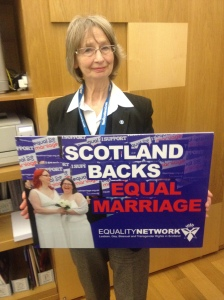 Scotland Backs Equal Marriage