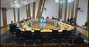 VIDEO: Ashley Husband Powton answers questions on her petition from MSPs.